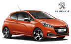 Peugeot 208 Active VTi 82 hv, vain 16.795 � tai ilman k�sirahaa 199 �/kk! Pakkaspaketti nyt vain 199 � ja korko 1,9%!