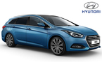 Ensiesittelyss� uusi Hyundai i40! Hinnat alkaen 26.590 � tai ilman k�sirahaa 329 �/kk! Korko 1,9 % ja takuu 5 vuotta!