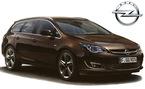 ER�! Opel Astra Sports Tourer + Drive-paketti sek� Bi-Xenon-ajovalot nyt vain 22.996 � tai ilman k�sirahaa 279 �/kk!