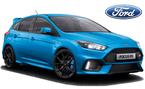 T�ysin uusi Ford Focus RS: 350 hv, 440 Nm, 266 km/h, 4,7 sek. 0-100 km/h. Nyt ennakkotilattavissa Lohjan PP-autosta!