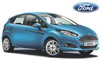 Hy�dynn� mahtavat juhlaedut! Huippuvarusteltu Ford Fiesta Titanium 5 vuoden takuulla, nyt vain 15.900 � tai 149 �/kk!