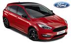 Uusi urheilullinen Ford Focus Red&Black Edition! Hinnat alk. 24.020 � tai ilman k�sirahaa 349 �/kk! Korko 0,9 %!