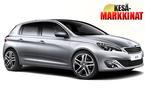 Kes�markkinatarjouksena Peugeot 308 nyt 22.990 � tai ilman k�sirahaa 259 �/kk! Korko 1 % ja kaskovakuutus 149 �!