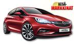 Kes�markkinatarjouksena Opel Astra Enjoy More -paketilla nyt 21.995 � tai ilman k�sirahaa 259 �/kk! Korko 1 %!