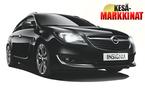 Kes�markkinatarjouksena Opel Insignia nyt Business- ja kuljettajapaketilla vain 29.955 � tai ilman k�sirahaa 349 �/kk!