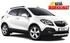 Kes�markkinatarjouksena Opel Mokka Drive nyt 3000 � kes�edulla! Hinta 22.237 � tai ilman k�sirahaa 259 �/kk!