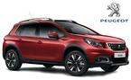 Uusi Peugeot 2008 -katumaasturi on t��ll�! Hinnat alk. 19.598 � tai 1% korolla 191 �/kk!