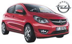 Uusi Opel Karl nyt Enjoy More -varustepaketilla vain 13.496 � tai osamaksulla 159 �/kk! Korko 1 %!