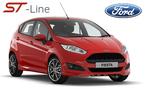 Joulukuussa uusi Fiesta ST-Line alk. 18.879 € tai ilman käsirahaa 249 €/kk! Korko nyt vain 0,99 %!