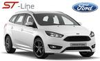 Kattavilla varusteilla ja sporttisella ulkonäöllä varustettu Focus ST-Line alk. 23.949 € tai ilman käsirahaa 299 €/kk! Korko 0,99%!
