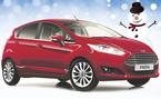 Talvihulinoilta erikoisvarusteltu Fiesta Edition vain 15.990 € tai ilman käsirahaa 185 €/kk! Korko vain 0,99 %!