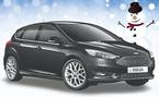 Tammihulinoilta uuteen Ford Focukseen nyt automaattivaihteisto kaupan päälle! Korko vain 0,99 %!