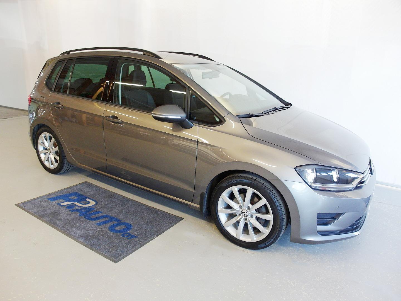 vaihtoautot volkswagen golf sportsvan comfortline 1 4 tsi multifuel 92 kw 125 hv bluemotion. Black Bedroom Furniture Sets. Home Design Ideas