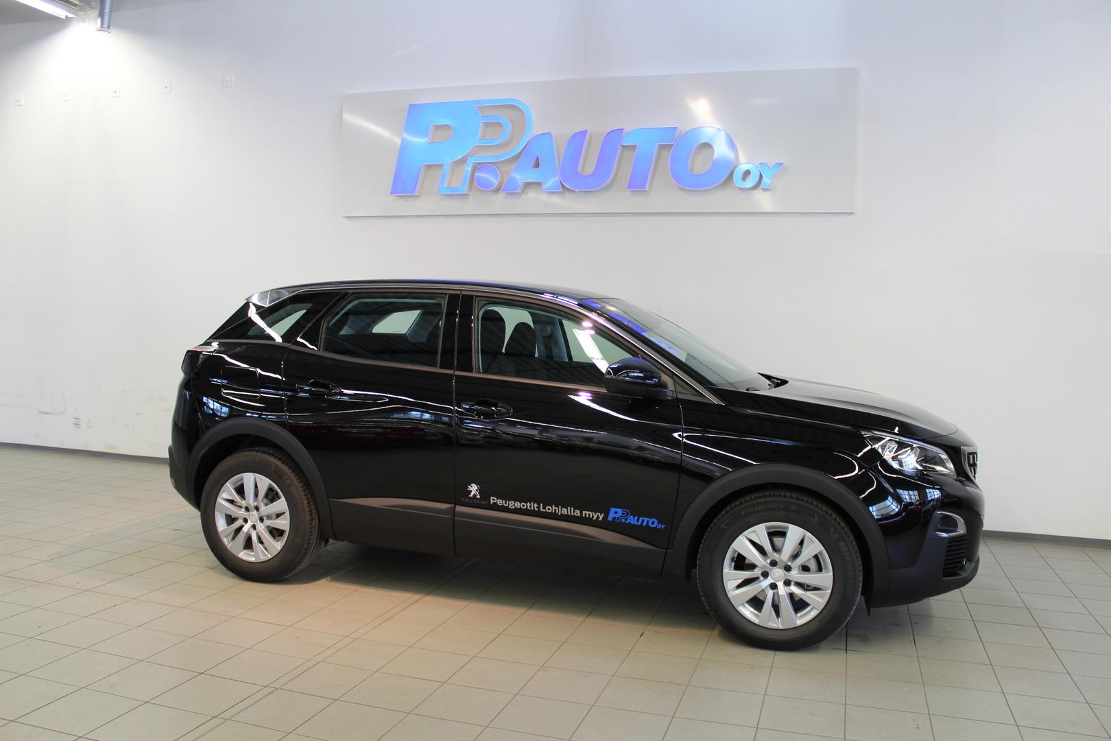 Peugeot Suv 3008 >> Vaihtoautot Peugeot 3008 Active Puretech 130 Eat8 Automaatti