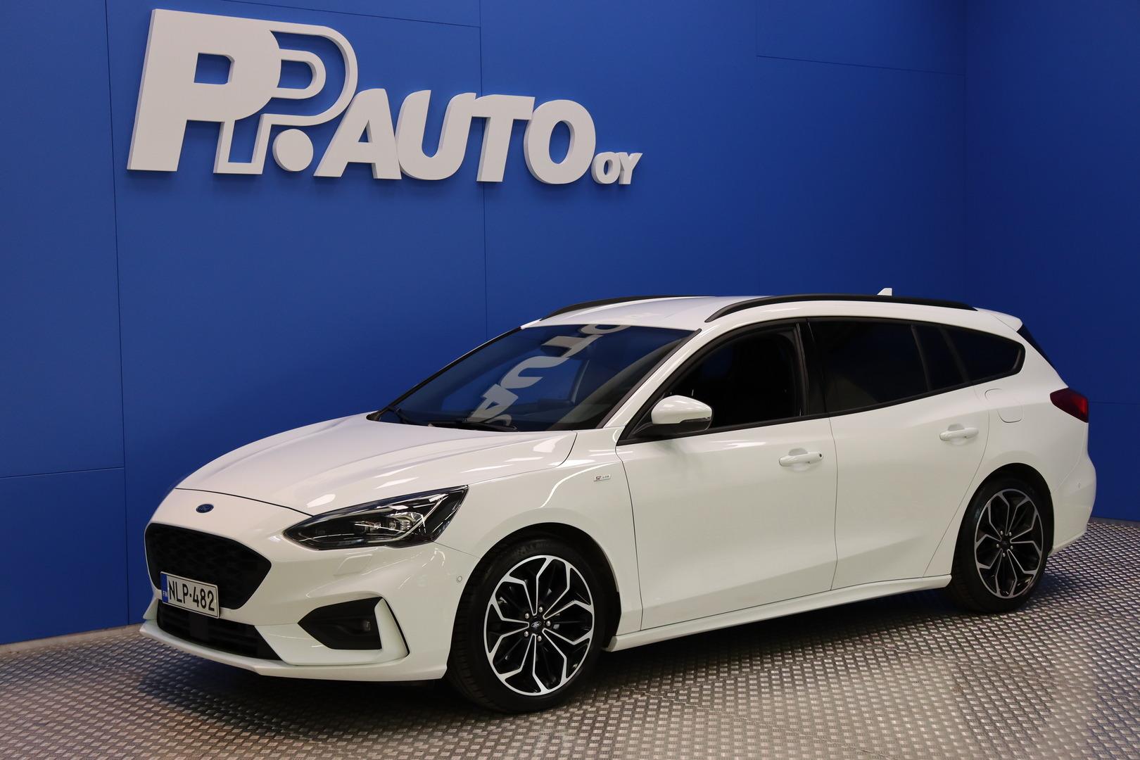 Ford Focus Huolto-Ohjelma