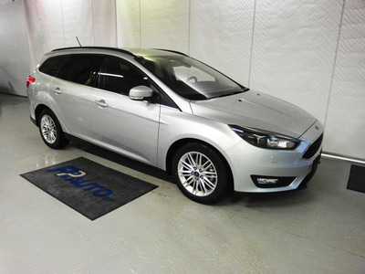 Ford FOCUS 1,0 EcoBoost 125 S/S A Edition Wagon(18), vm. 2017, 0 tkm