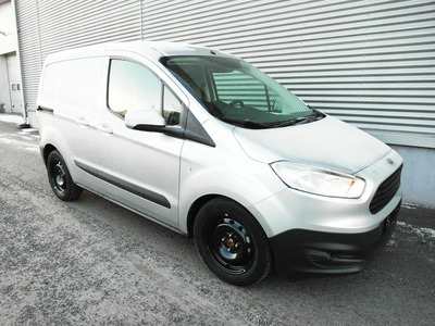 FORD TRANSIT COURIER 1,5 TDCi 75 Trend (MY16.7), vm. 2016, 0 tkm