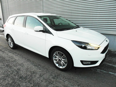 FORD FOCUS 1,0 EcoBoost 125 S/S Edition Wagon, vm. 2018, 0 tkm