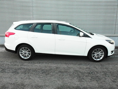 FORD FOCUS 1,0 EcoBoost 125 hv Start/Stop M6 Edition Wagon, vm. 2018, 0 tkm