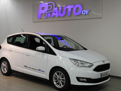 Ford C-MAX 1,0 EcoBoost 100 hv start/stop M6 Trend Compact, vm. 2018, 7 tkm