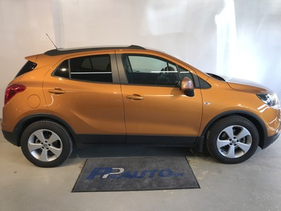 Opel MOKKA X Enjoy 1,4 Turbo ECOTEC Start/Stop 103kW MT6, vm. 2018, 32 tkm