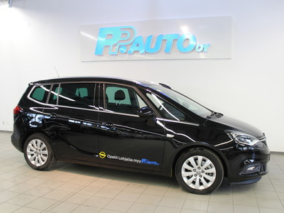 OPEL ZAFIRA Enjoy 1,6 Turbo 100 kW AT6, vm. 2019, 20 tkm