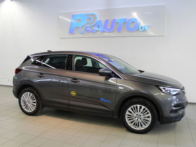 Opel GRANDLAND X Innovation 1,2 Turbo Automaatti Start/Stop 96kW AT8, vm. 2019, 13 tkm