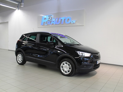 OPEL CROSSLAND X Enjoy 1,2 Automaatti Start/Stop 81 kW AT6, vm. 2019, 1 tkm