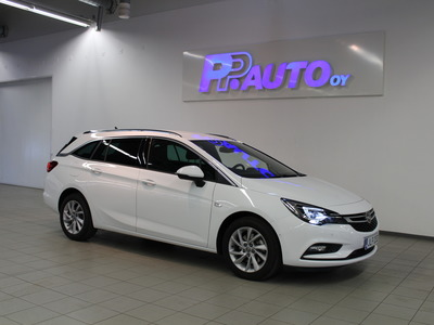 OPEL ASTRA Matrix Edition 1.6 Turbo 200HV AT6, vm. 2019, 14 tkm