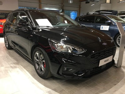 FORD FOCUS 1,5 EcoBoost 150hv A8 ST-Line Wagon, vm. 2019, 0 tkm