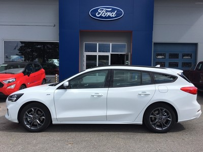 FORD FOCUS 1,0 EcoBoost 125hv A8 ST-Line Wagon, vm. 2019, 0 tkm
