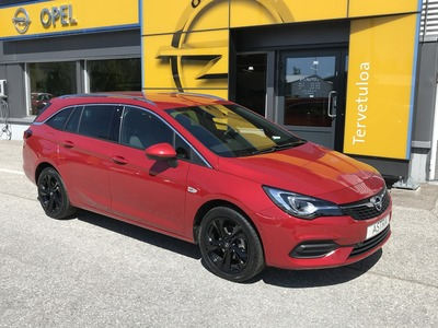 OPEL ASTRA Sports Tourer Innovation Plus 130 Turbo, vm. 2020, 0 tkm