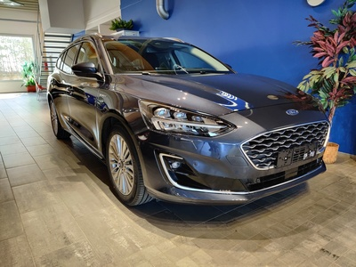 FORD FOCUS 1,0 EcoBoost 125hv A8 Vignale Wagon, vm. 2020, 1 tkm