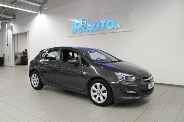 Opel Astra 5-ov Enjoy 1,4 Turbo 103kW AT6, vm. 2013, 91 tkm