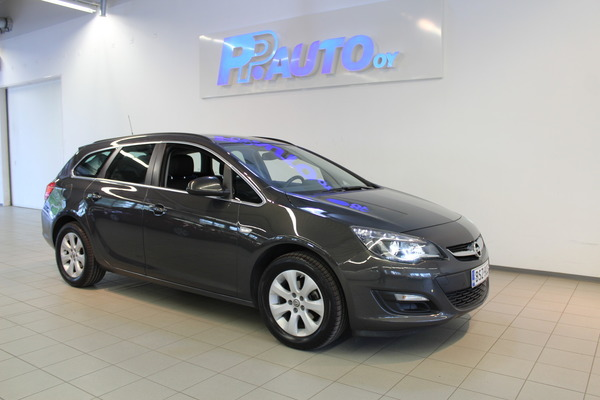 Opel Astra Sports Tourer Drive 1,4 Turbo ecoFLEX Start/Stop 103kW MT6, vm. 2015, 116 tkm