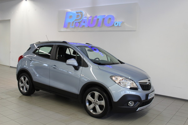 Opel Mokka 5-ov Enjoy 1,6 ecoFLEX Start/Stop 85kW MT5, vm. 2013, 90 tkm