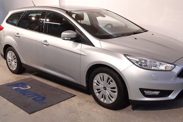 Ford Focus 1,0 EcoBoost 100 hv Start/Stop M5 Trend Wagon, vm. 2016, 16 tkm