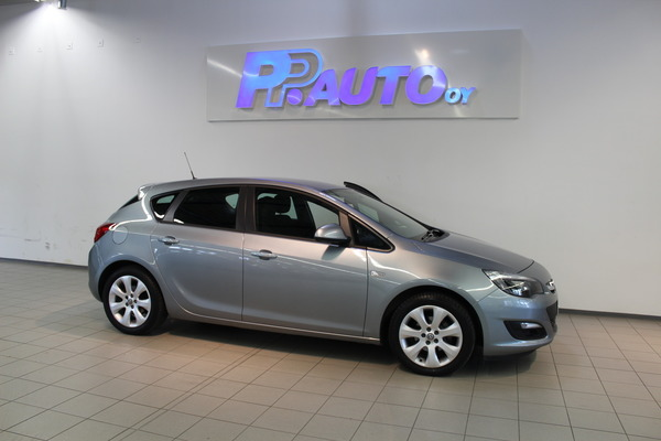Opel ASTRA 5-ov Enjoy 1,4 Turbo A (MY13) * AUTOMAATTI *, vm. 2013, 52 tkm