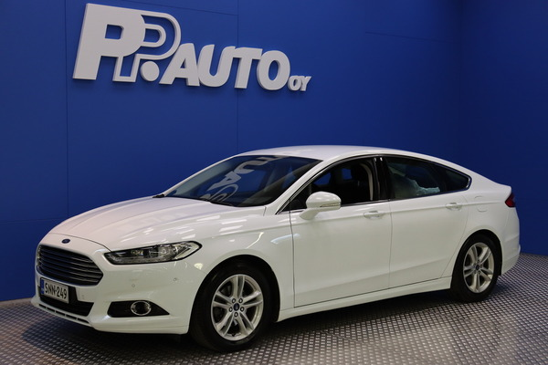 Ford Mondeo 2,0 TDCi 150hv PowerShift Titanium Business 5D, vm. 2015, 112 tkm