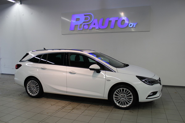 Opel Astra Sports Tourer Innovation 1,4 Turbo ecoFLEX Start/Stop 110kW MT6, vm. 2016, 84 tkm