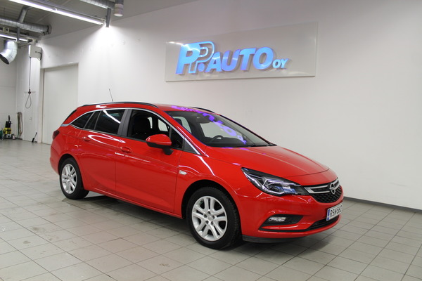 Opel Astra Sports Tourer Enjoy 1,4 Turbo ecoFLEX Start/Stop 92kW MT6, vm. 2016, 96 tkm