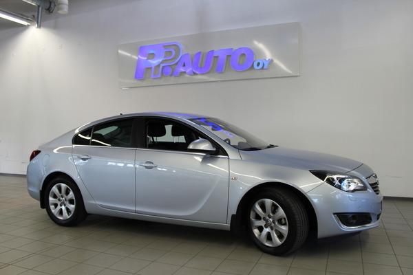 Opel Insignia 5-ov Edition 1,6 Turbo ecoFLEX Start/Stop 125kW MT6, vm. 2016, 45 tkm