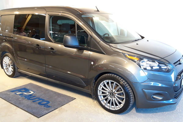 Ford Transit Connect 230 1,5 TDCi 120 hv PowerShift A6 Trend L2, vm. 2017, 99 tkm