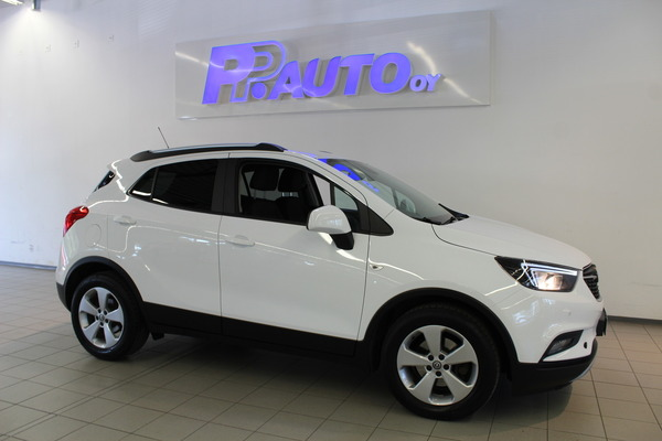OPEL MOKKA X Enjoy 1,4 Turbo Start/Stop 103kW MT6, vm. 2017, 102 tkm