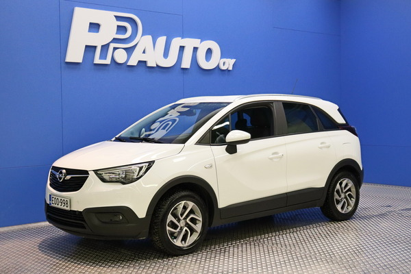 OPEL CROSSLAND X Enjoy 1,2 Turbo ECOTEC Start/Stop 81 kW MT5, vm. 2018, 28 tkm