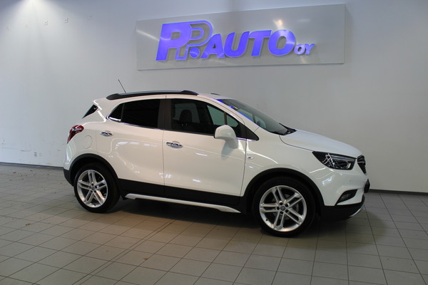 Opel MOKKA X Innovation 1,4 Turbo 103kW AT6, vm. 2017, 20 tkm