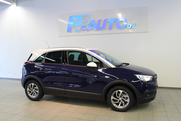 Opel CROSSLAND X Innovation 1,2 60 kW MT5, vm. 2018, 3 tkm