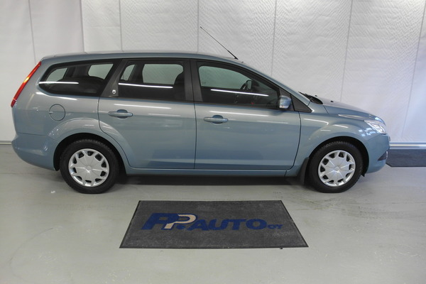Ford FOCUS 1.6 100 Ghia Wagon, vm. 2008, 154 tkm