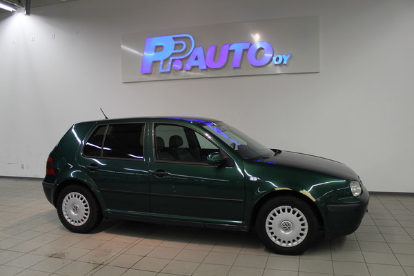 Volkswagen GOLF PwD First 5d 74, vm. 2002, 427 tkm