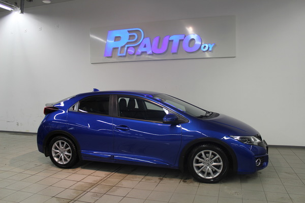 Honda CIVIC 5D 1,8i Joy Edition A, vm. 2015, 32 tkm